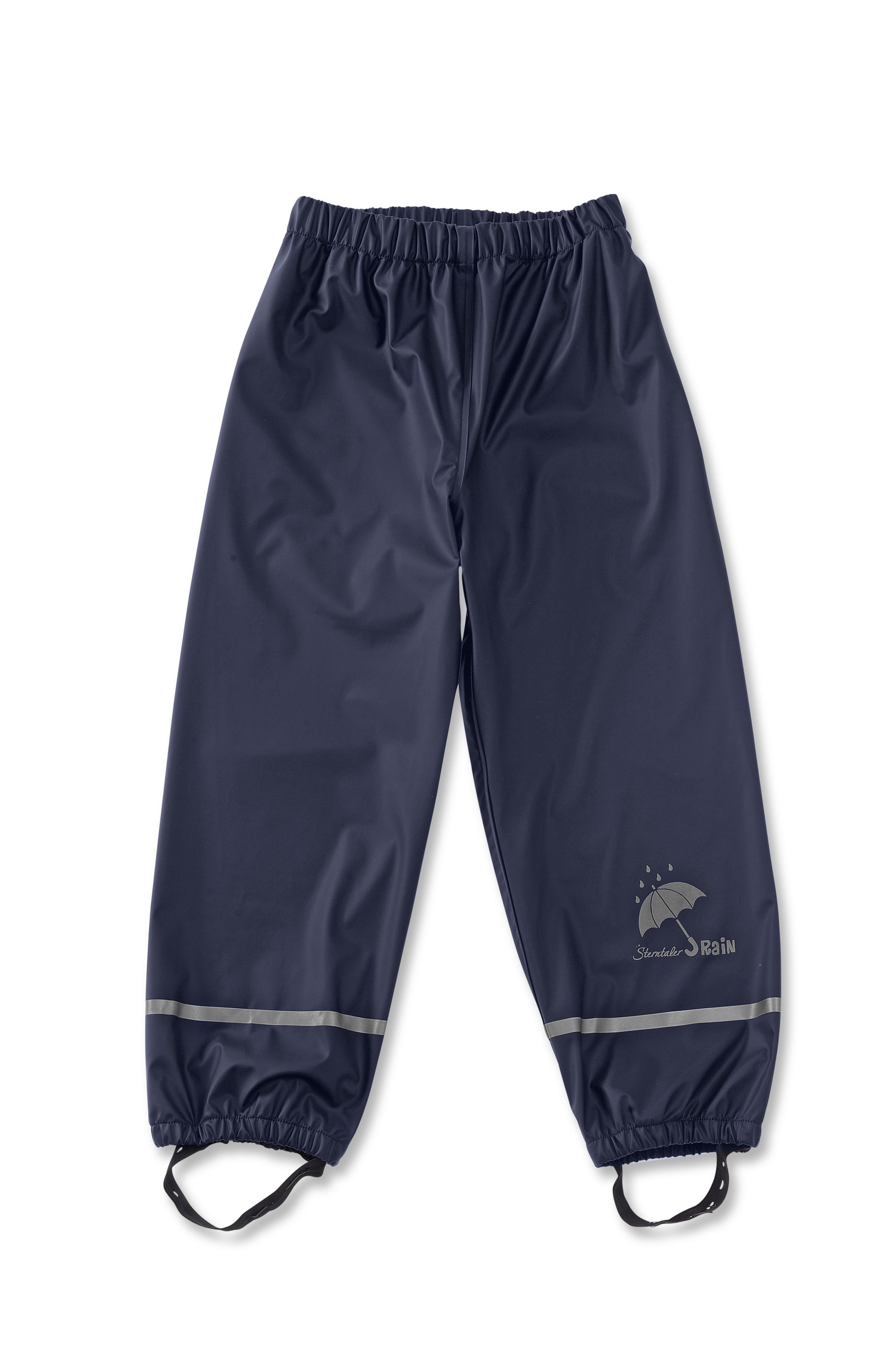 Kalhoty do deště do pasu PURE empty 5d8f1ab784